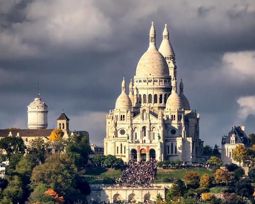 Mon coeur est avec le peuple de Paris (Explore #4)
