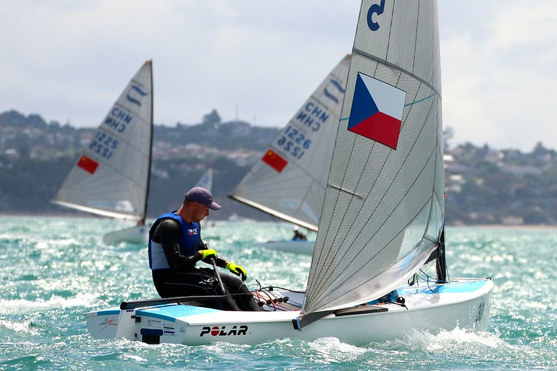 2015 Finn Gold Cup - Day 5