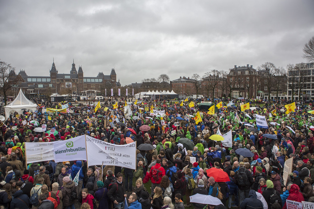 20151129 Klimaatparade Amsterdam
