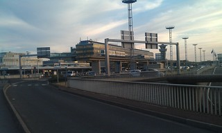 0513 Outside Orly airport