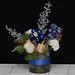 Chanukah9—The Rittners School of Floral Design, Boston