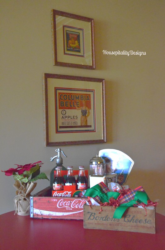 Kitchenette/Christmas 2015 - Housepitality Designs