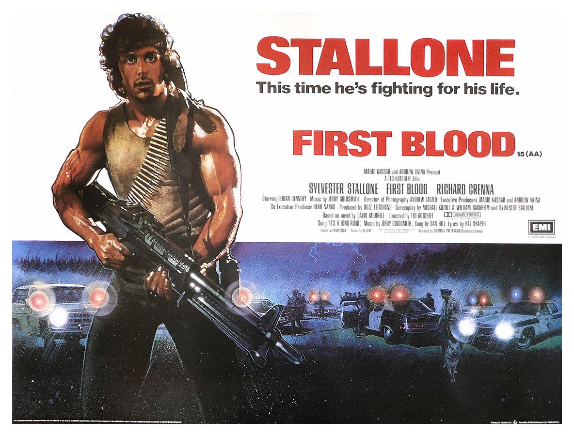 First Blood (1982) 1
