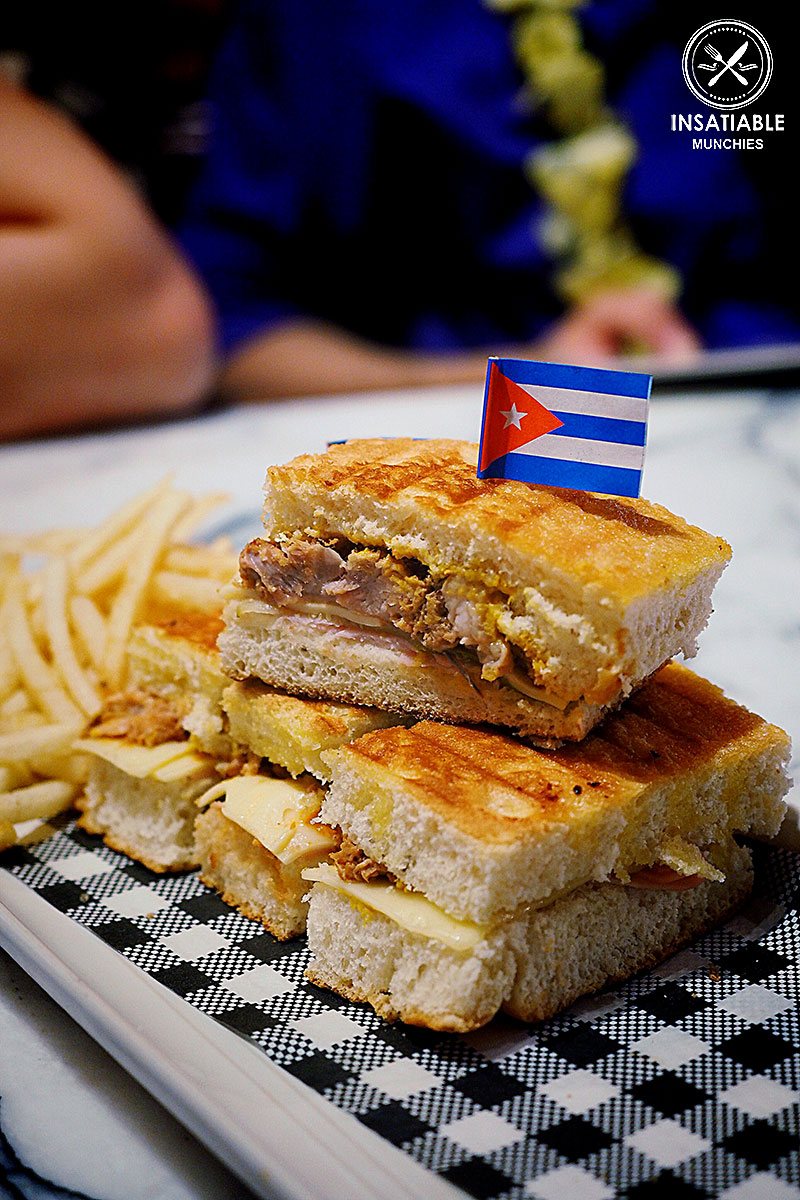 The Cubano, Coco Cubano, Ryde. Sydney Food Blog Review by Tammi Kwok