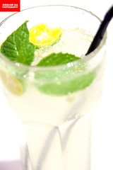 薄荷青柠苏打 (Mint Calamansi Soda)