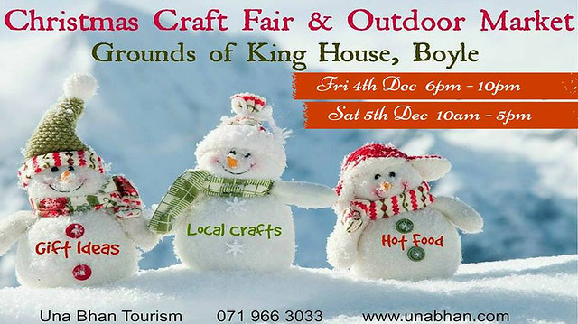 Christmas Craft Fair & Outdoor Market 2015