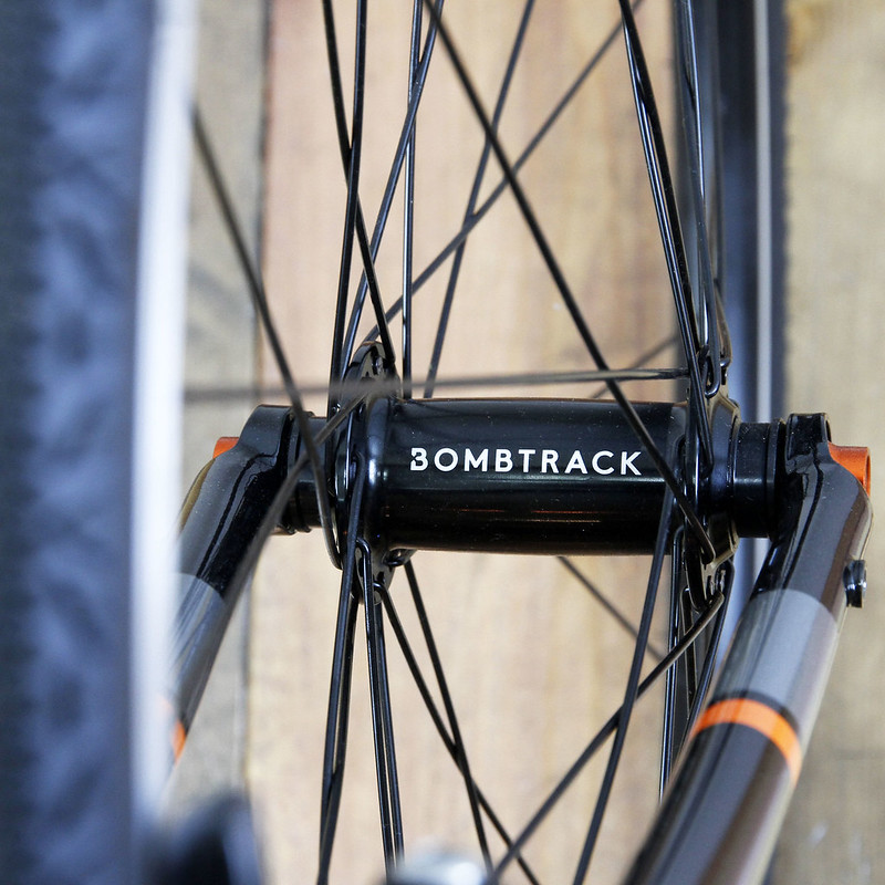 BOMBTRACK BICYCLE COMPANY / 2016 ARISE / BLACK