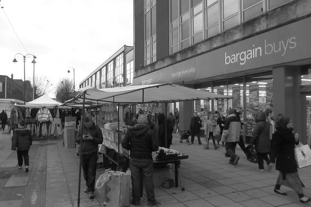 Bargain Buys and Ashton Open Market