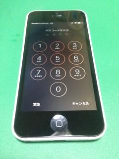 10_iPhone5Cのフロントパネル交換