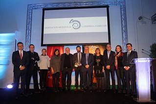 Premio a la Empresa Familiar del Año 2015