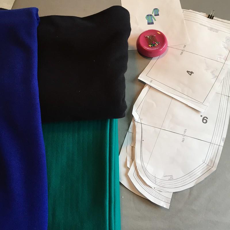 Tricolor coat pics