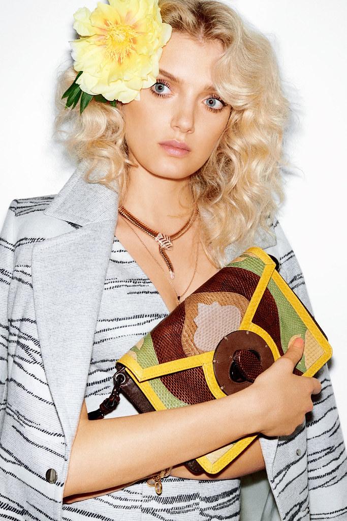 Лили Дональдсон — Фотосессия для «Vogue» JP 2015 – 9