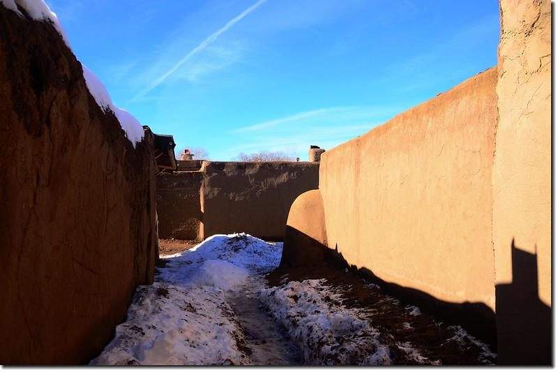 Taos Pueblo Adobe House 5