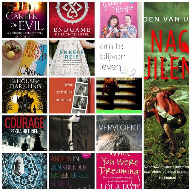 Gelezen boeken november 2015