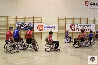 SALTO Bera-Bera hard falls to CAI Zaragoza 61-29