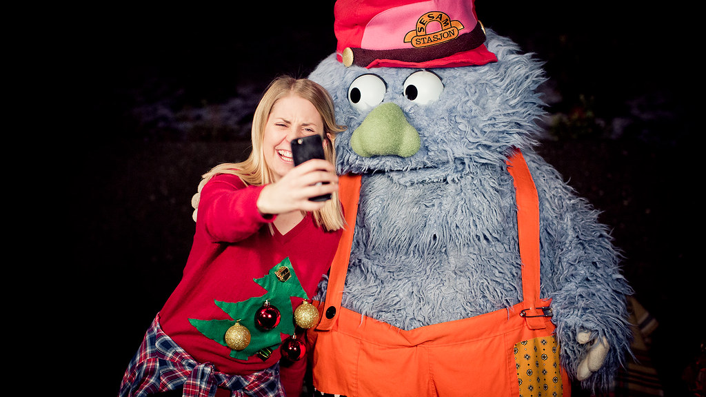 P3morgens julefrokost 2015