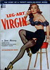 """Leg Art"" Virgin - Quarter Book - No 74 - Gene Harvey - 1950 by MICKSIDGE"