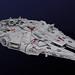 Millennium Falcon by Marshal Banana
