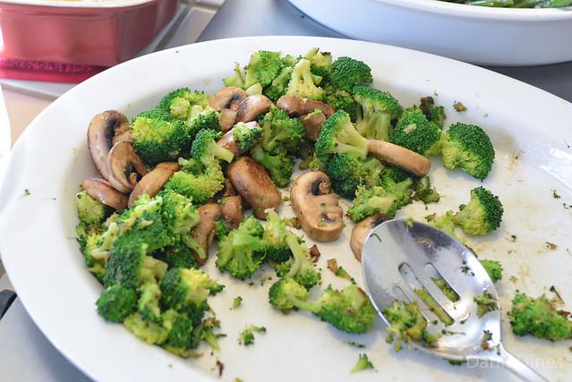 Broccoli and Mushrooms71