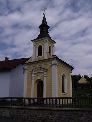 Chapel in Dörfl bei Ilz, Ilz, Austria