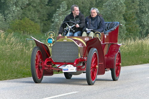 FIAT Tipo 24/32 HP Series 2 Tonneau  1904 (3543)