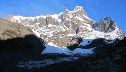 Torres del Paine: trek du W. Jour 3: el Valle del Francès