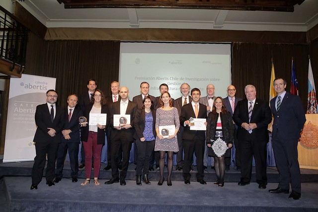 5th Abertis International Research Award in Transportation