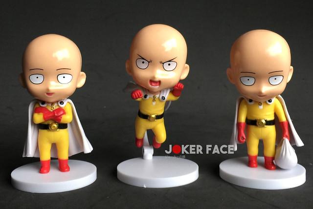 Mô hình Saitama chibi - One Punch Man