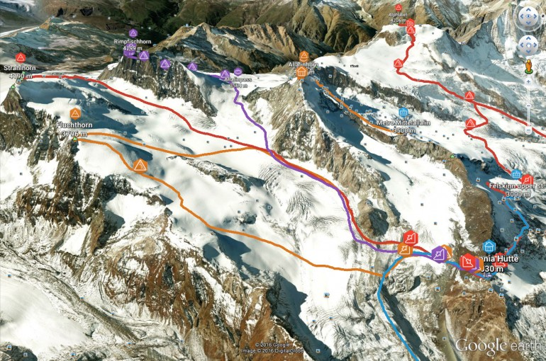 Jak využít skitour.guru, 1.díl