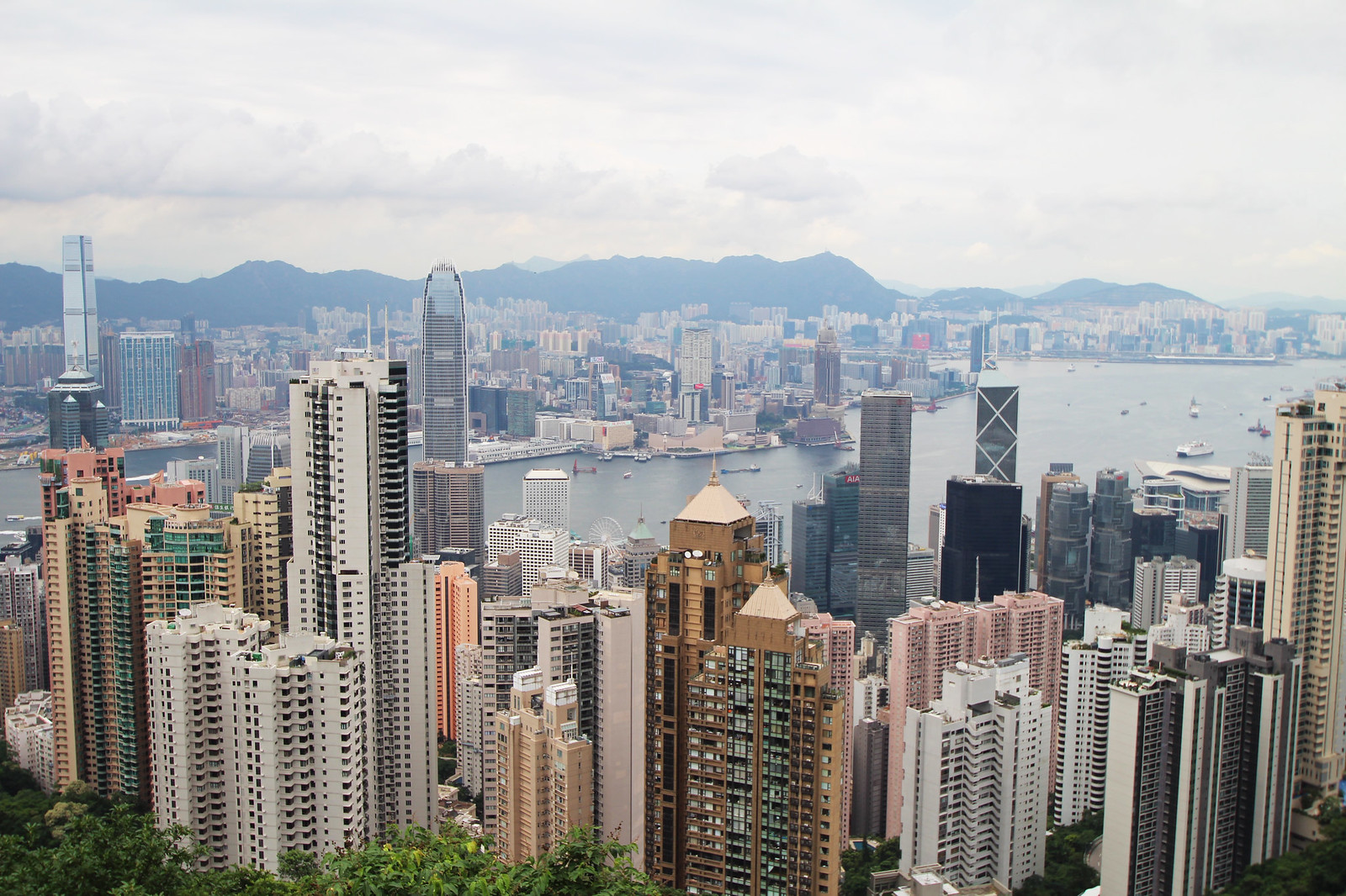 Hong Kong travel blogger UK how to save for a holiday vacation