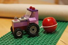 tomato pulling