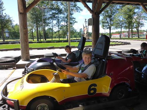 2015-08-01 Cabin weekend w/Lenzen family