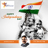 Happy Independence Day by Success Guru AK Mishra