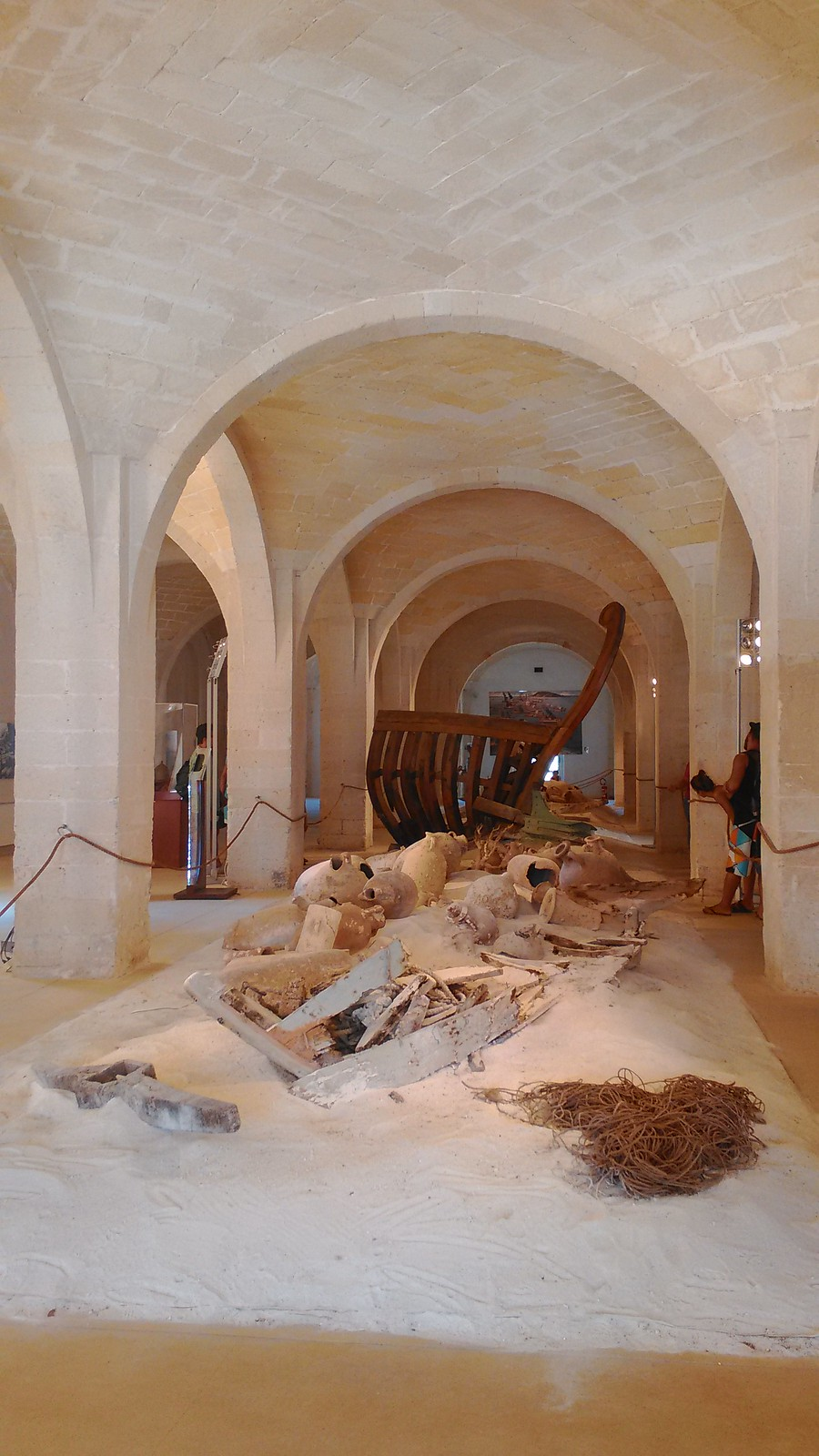 Museo Tonnara Favignana - Clicca sulla Foto per vedere l'intera gallery