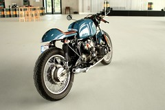 BMW R80 by Philipp Dewies