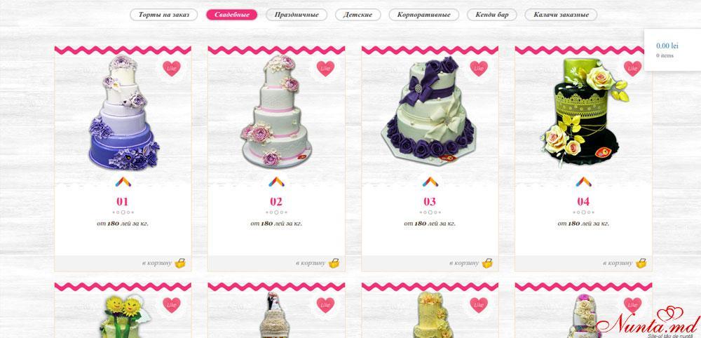 COLIBRI > Patiseria Colibri vă prezintă noul său site!