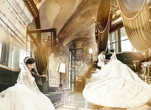 [推薦]低調政商名流的愛情故事都在高雄聖羅雅麗緻婚紗_陳美雅議員 (2)