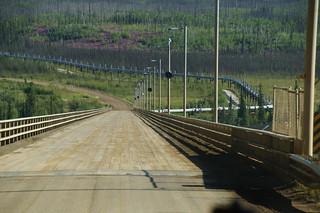 040 Brug over Yukon River