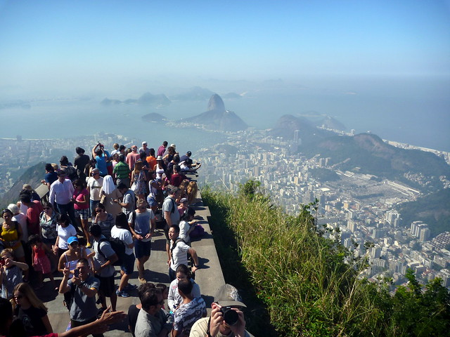 Rio vu d'en haut