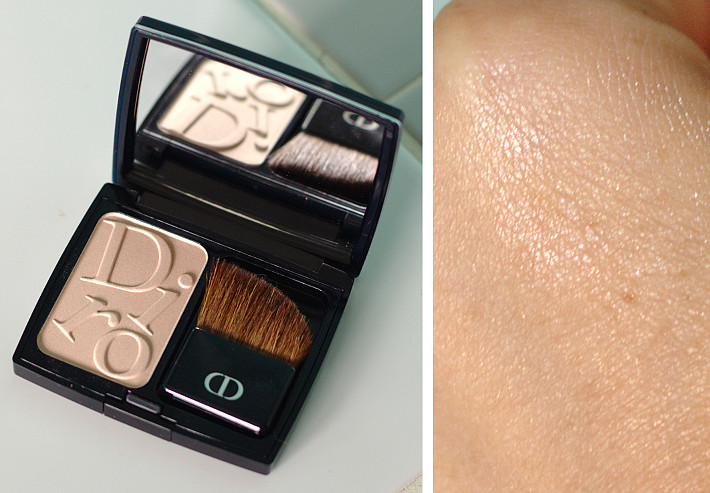 Dior Skin Nude Cosmopolite Illuminating Face Powder review and swatches