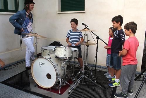 Escuela de Rock - Fundación Cerezales