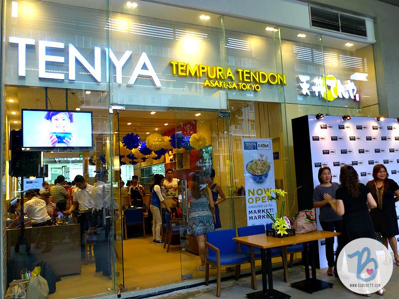 tenya market market bgc