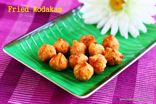 Fried - modakam