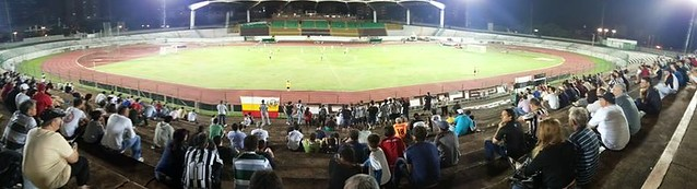 estadio willie davids