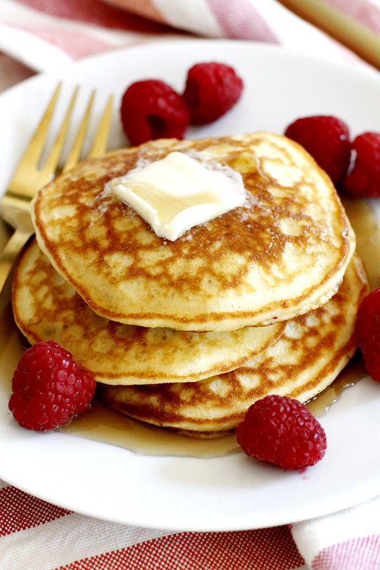 Coconut Flour Oven Pancakes Recipe — Dishmaps