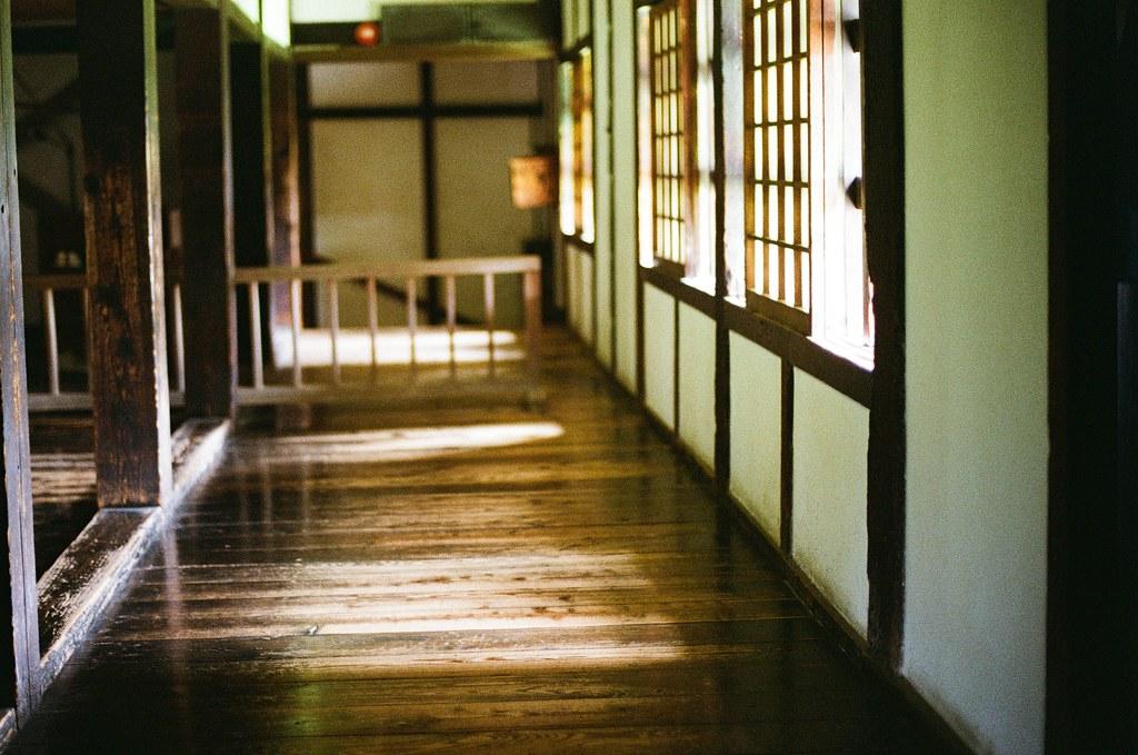 宇土櫓 熊本城 熊本 Kumamoto 2015/09/06 宇土櫓  Nikon FM2 / 50mm Kodak UltraMax ISO400 Photo by Toomore