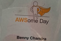 At AWSome Day