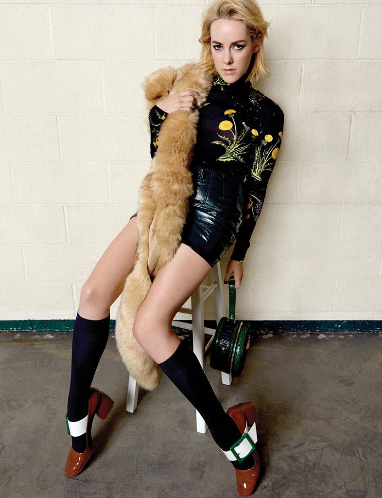 Джена Мэлоун — Фотосессия для «Flaunt» 2015 – 10