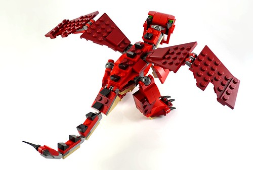 LEGO Creator 31032 Red Creatures 06