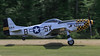 """North American P-51D Mustang """"Double Trouble two"""" by Norman Graf"""